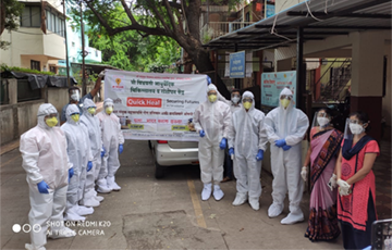To secure future by extending support in Covid19 pandemic
